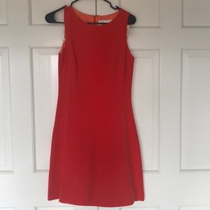 NWT Hugo Buscati 100% silk dress